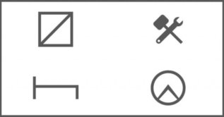 Les symboles du chronotachygraphe