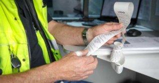 tachograph fines